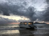 Sunrise Mission Beach Dunk Island Water Taxi