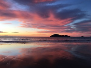 Sunrise Mission Beach Dunk Island