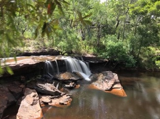 Isabella Falls Cooktown