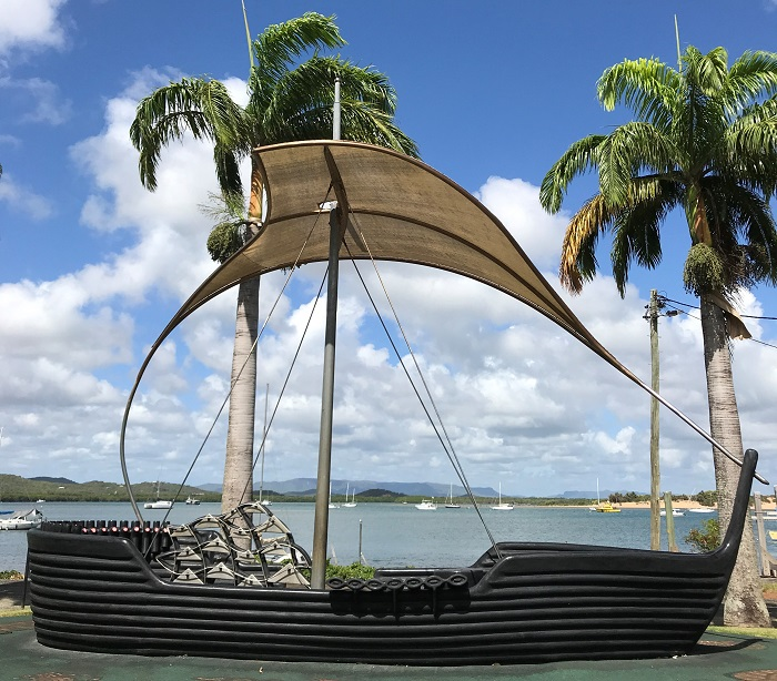 Musical Ship Cooktown