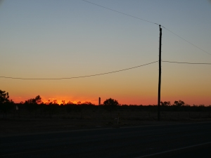 Winton Sunset