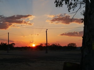 Goondiwindi Sunset