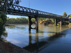 The Murray River Corowa