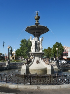 The Vahland Drinking Fountain