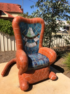 The Kangaroo Chair