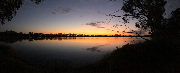 Hopetoun Panorama Sunrise
